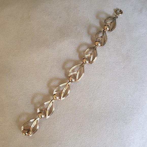 Van Dell Jewelry - 1950's Van Dell Bracelet